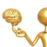 holding brain copy